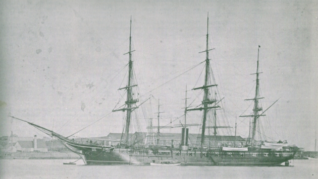 USS Hartford (Wikipedia)