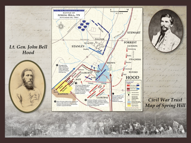 Battle of Spring Hill (Civil War Trust)