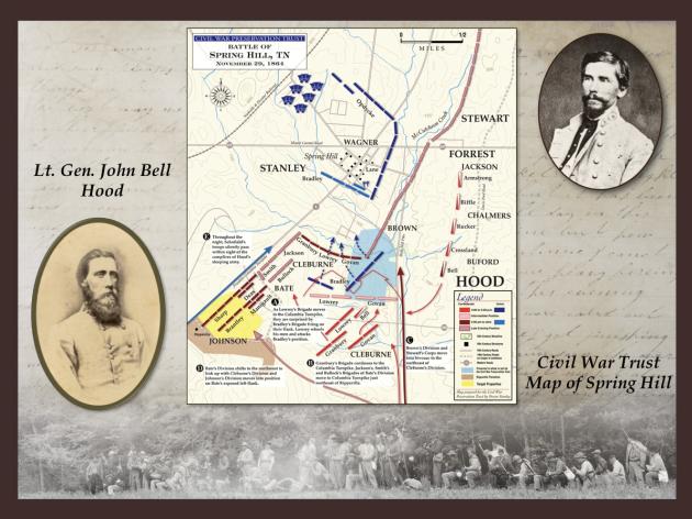 Battle of Spring Hill (Civil War Trust)