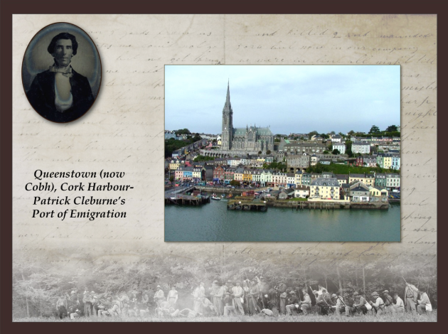 The Port of Queenstown (Cobh)