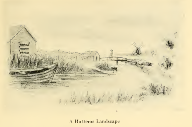 A Hatteras Landscape (Charles Johnson, The Long Roll)
