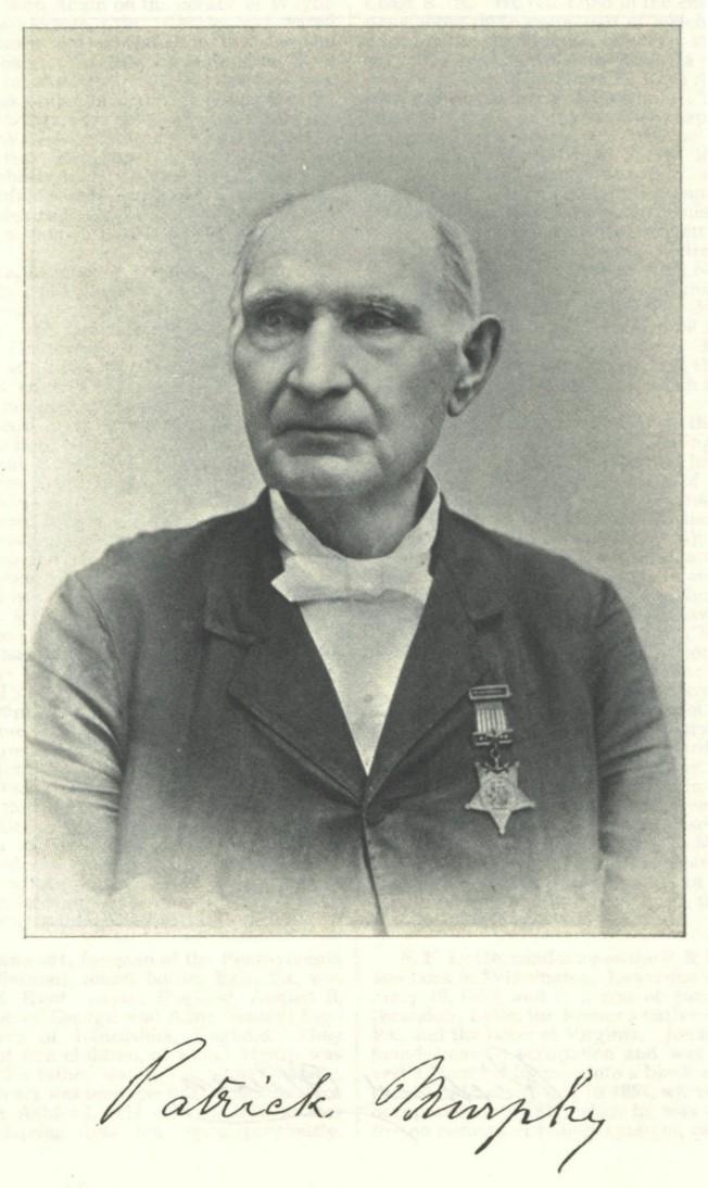Boatswain's Mate Patrick Murphy (Erie Maritime Museum)