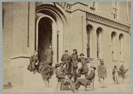Fairfax Seminary Hospital, Virginia (Library of Congress)