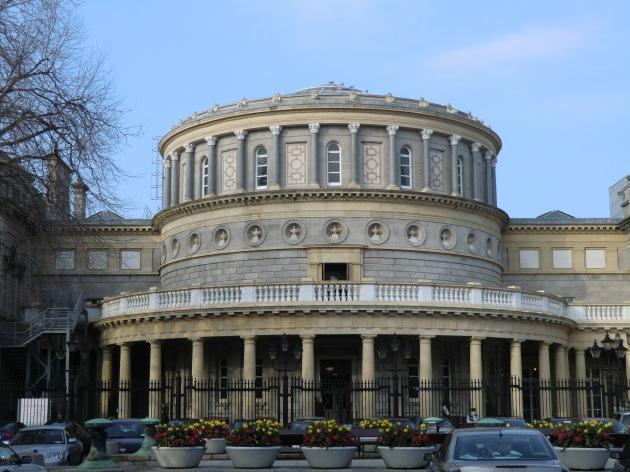The National Library of Ireland (YvonneM)
