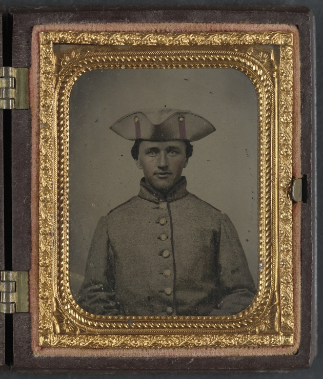 A Soldier of the 11th Massachusetts (Library of Congress)