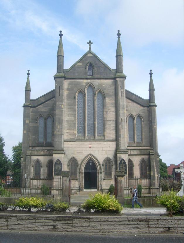St. Anthony's Church, Scotland Road, Liverpool (John Bradley)