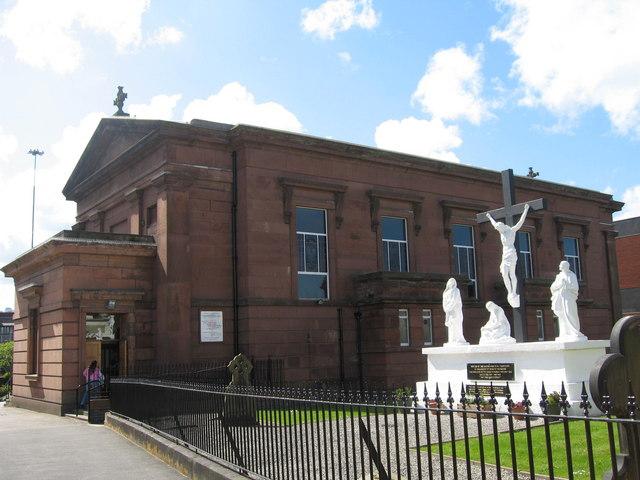 St. Werburgh's Church, Birkenhead (Sue Adair)
