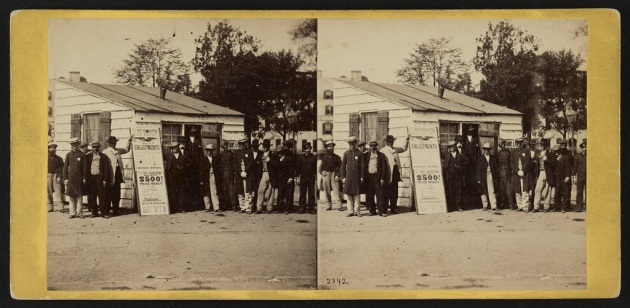 Bounty brokers on the look out for substitutes (Library of Congress)