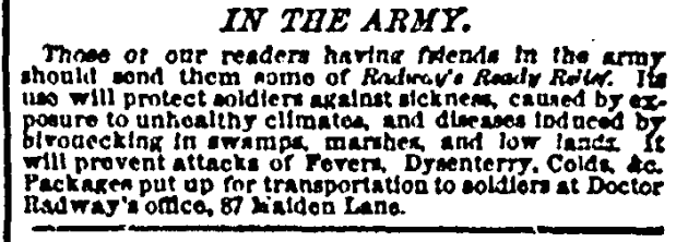 4 April 2863 Radways Ready Relief