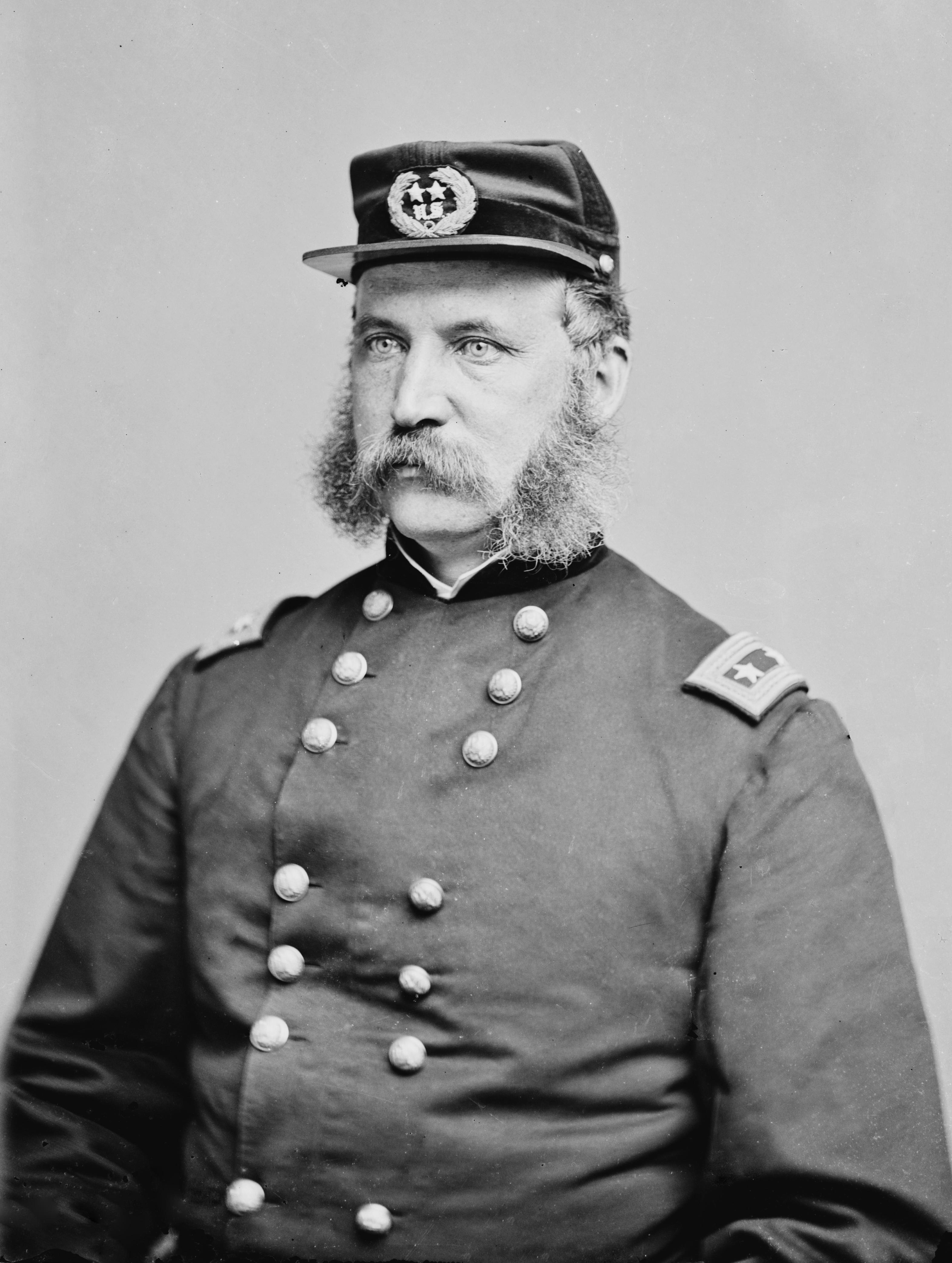 Major-General John Gray Foster (Library of Congress)