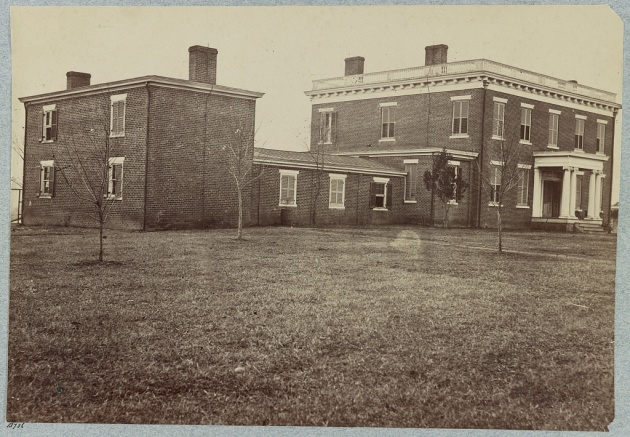 Aiken's House (Library of Congress)