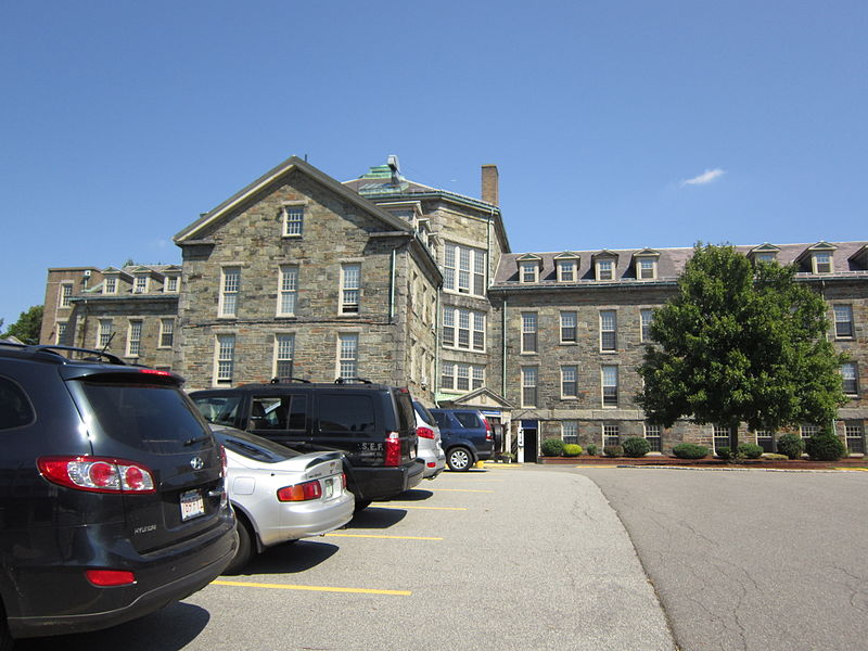 The International School of Boston, formerly an Almshouse, where Margaret spent time (Photo by Rapaceone)