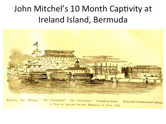 Prison Hulks in Bermuda (Jerome Devitt)