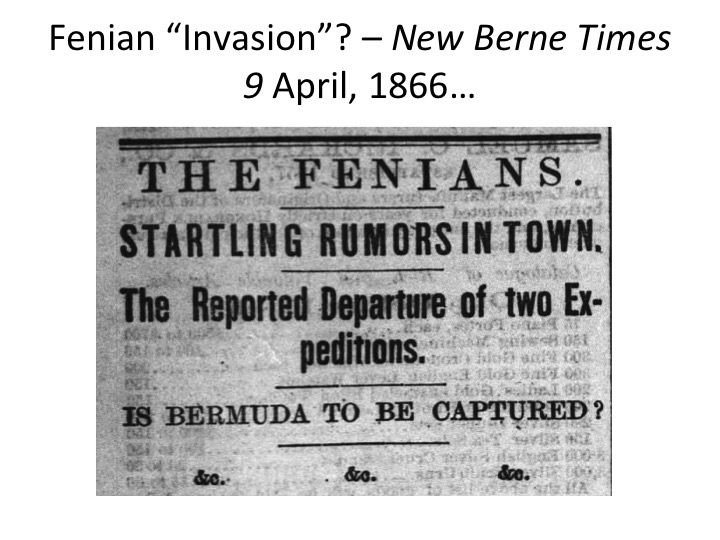 Is Bermuda to be Captured? (Jerome Devitt)