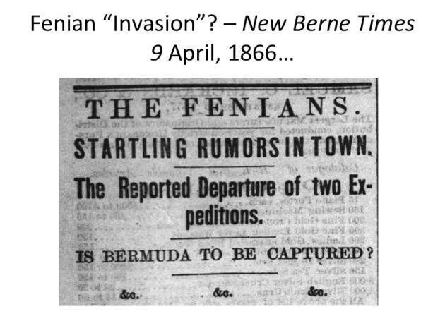 Is Bermuda to be Captured? (Jerome Devitt)