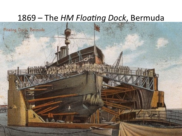 HM Floating Dock, Bermuda (Jerome Devitt)