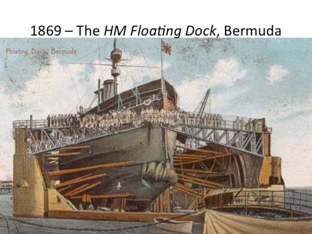 HM Floating Dock, Bermuda (Jerome Devitt)