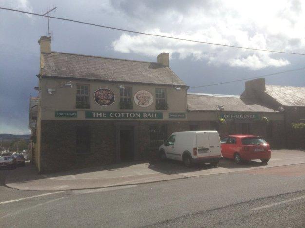 The Cotton Ball bar in Mayfield, Cork (Damian Shiels)