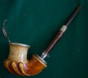 Andrew J. Byrne's Pipe (Damian Shiels)