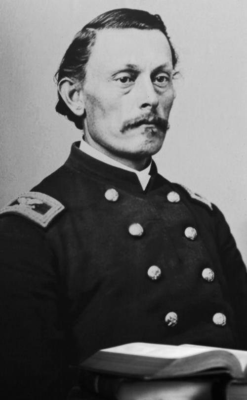 Colonel Alvin Voris, 67th Ohio (FIndAGrave)