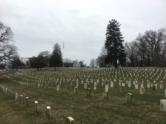 Annapolis National Cemetery (Damian Shiels)