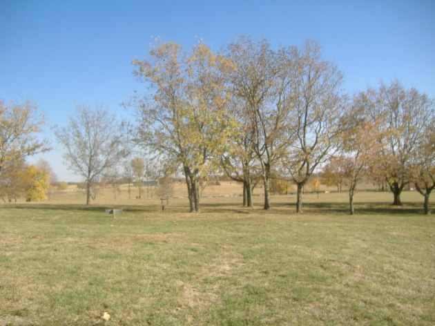 The site of Camp Nelson in Kentucky, where William Flaherty wrote two of his letters (C. Bedford Crenshaw via Wikipedia)