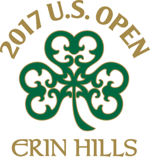 Logo of the 2017 U.S. Open at Erin Hills, Wisconsin (Wikipedia)