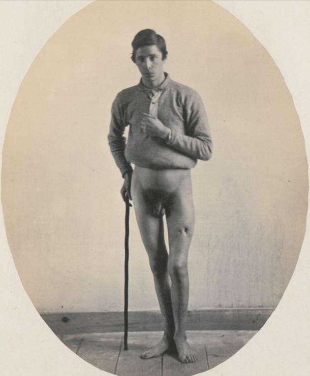 The image of Thomas Regan captured at David's Island